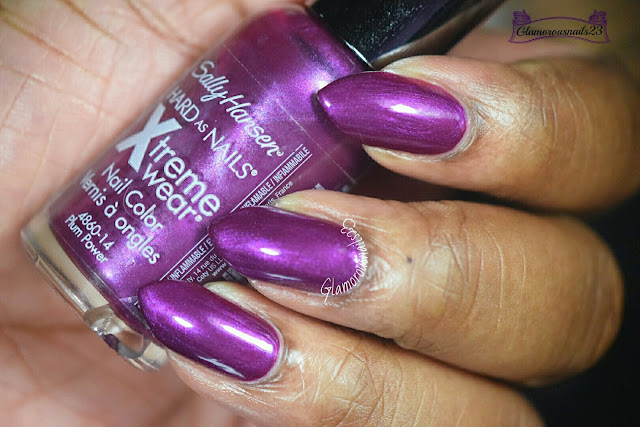 Sally Hansen Xtreme Wear Plum Power