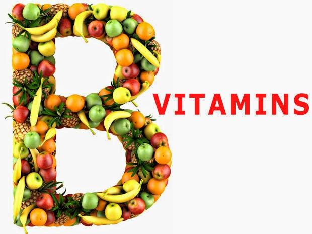 vitamine b zit in