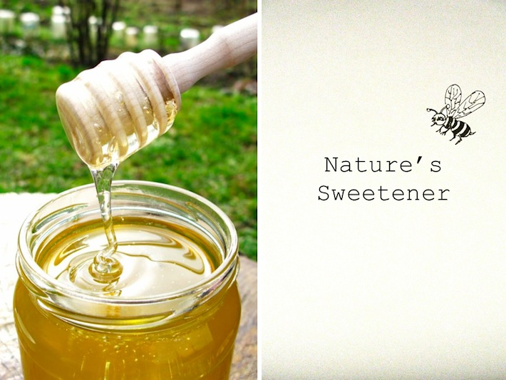 organic honey in a glass jar - is honey healthier than sugar?