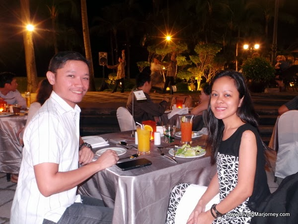 Seats For Two at Sofitel's Sunset Bar