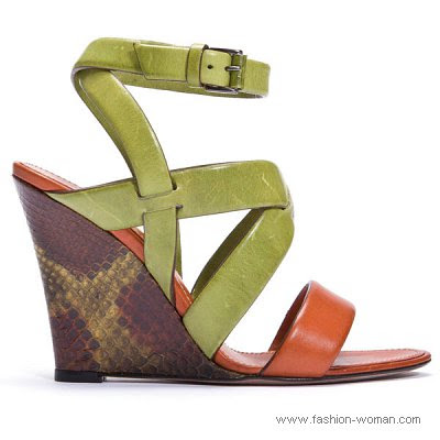 obuv barbara bui vesna leto 2011 10 Жіноче взуття від Barbara Bui