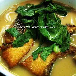Fish Soup Noodle ....