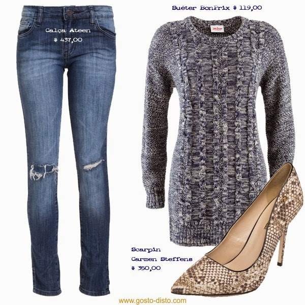 Copie o look de Sarah Harris