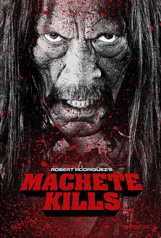 ตัวอย่างหนังใหม่ : Machete Kills (คนระห่ำ ดุกระฉูด) (ตัวอย่างที่ 2) ซับไทย poster