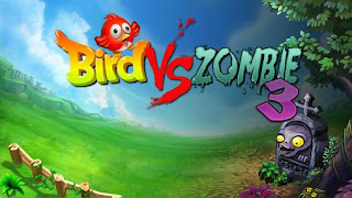 Screenshots of the Birds vs zombies 3 for Android tablet, phone.