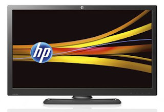 HP ZR2740w LED Backlit H-IPS Monitor Fornt
