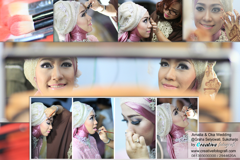 paket foto wedding book