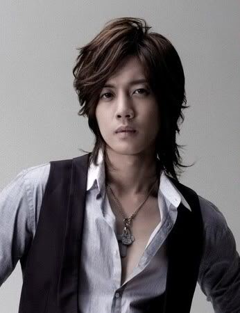 Cool Korean Hairstyles for Men's Long Hair - korean hairstyle