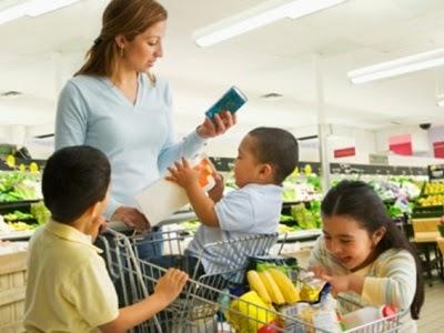 Tips Bawa Anak Membeli Belah
