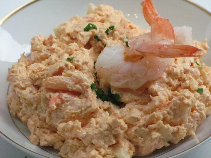 Cajun Grocer Lagniappe: Shrimp Dip Delight