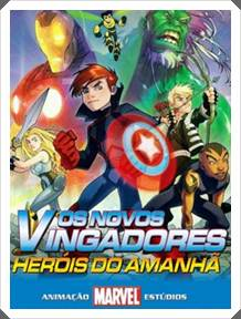 Download Os Novos Vingadores Os Heróis do Futuro Dublado Rmvb + Avi BDRip