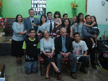 Minha grande família!!