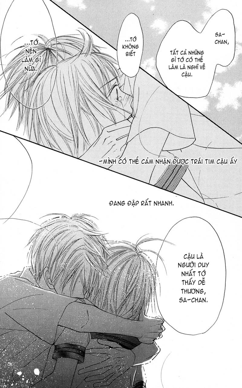 TruyenHay.Com - Ảnh 50 - Crazy for You Chap 23