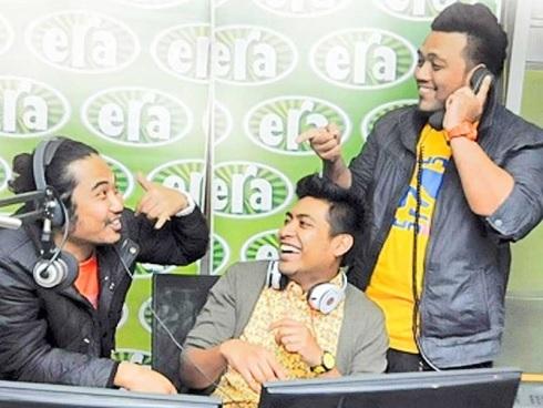 Isu Cap Ayam - DJ Era FM Mohon Maaf Kepada Peminat Bola Sepak
