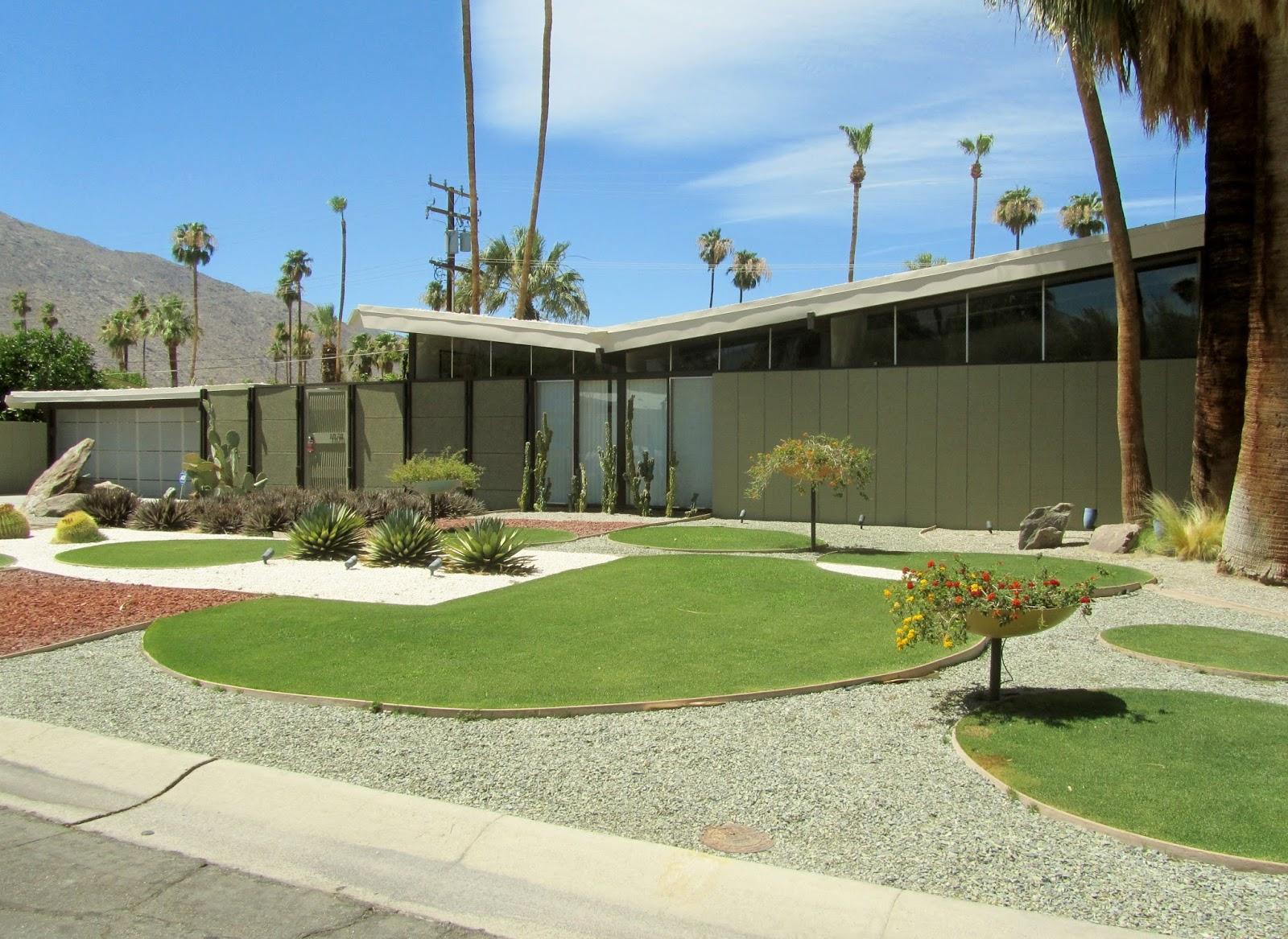 Twin Palms Estates Palm Springs Krisel