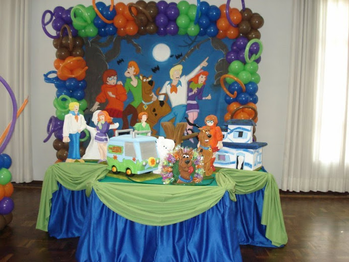 Decor Scoob Doo