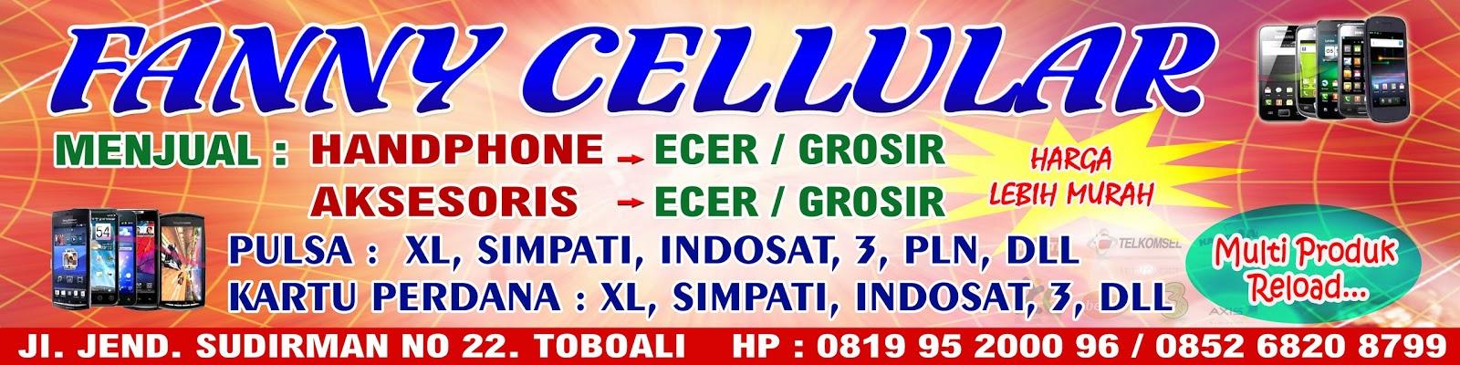 Fanny Cell Toboali