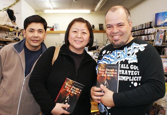 Evandro Raiz Ribeiro, da editora Dracaena, é indicado ao Japan Press Awards 2012