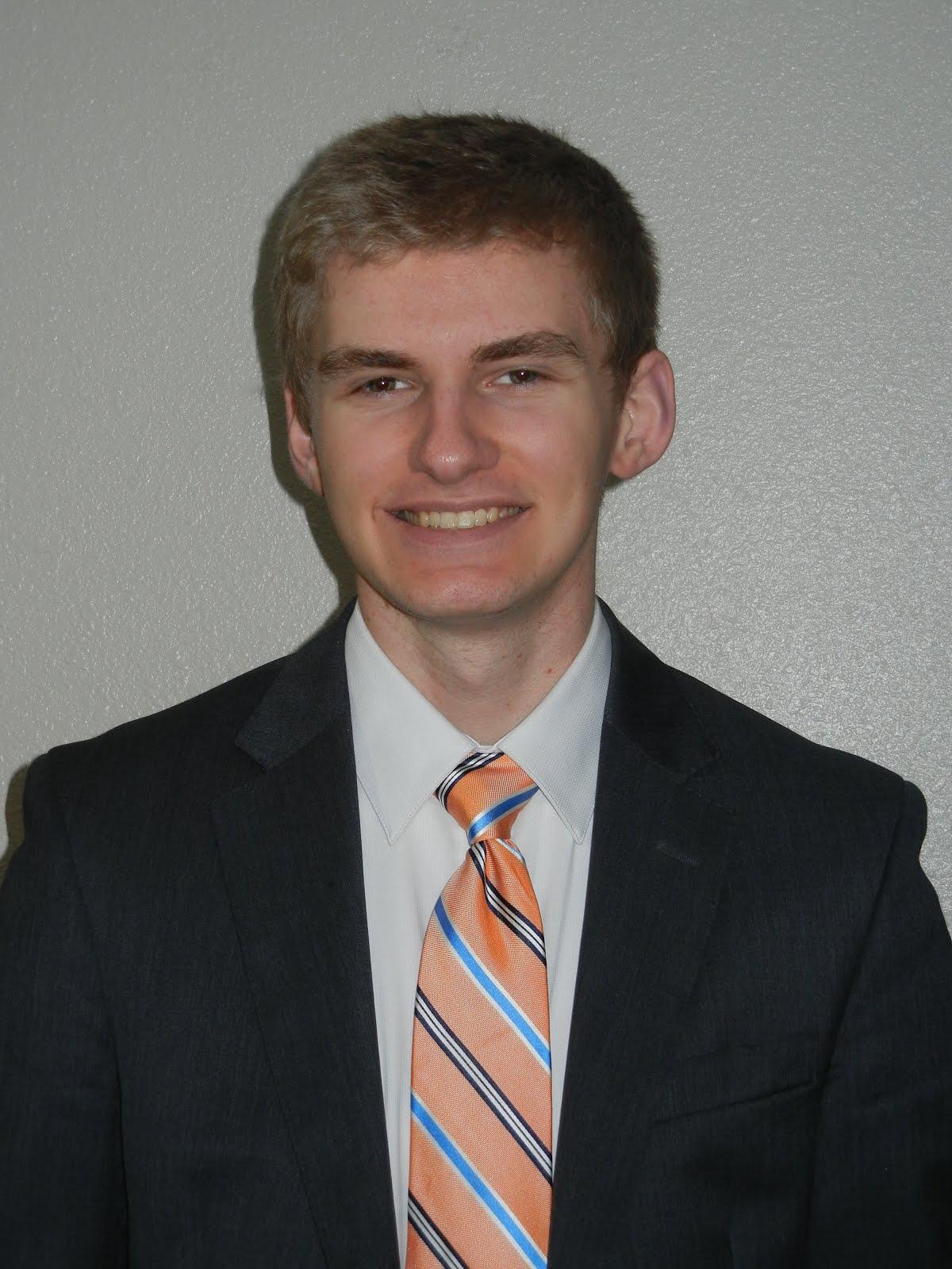 Elder Nathan Wheelwright