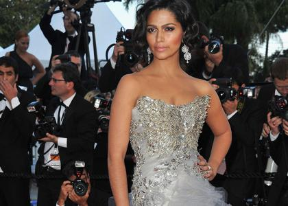 Camila Alves Named Brand Ambassador for I.N.C. at Macy's » Gossip/Camila Alves