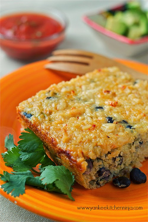 gluten free chipotle black bean and quinoa casserole