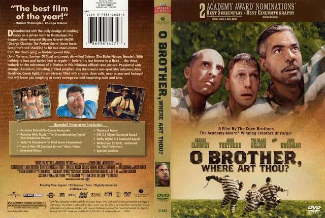 analyze the odyssey in relation to the movie o brother, where art thou? The opening titles inform us that the coen brothers' o brother, where art thou is based on homer's the odyssey  the coens claimed their fargo was based on a true story, but later confided it wasn't this time they confess they haven't actually read the odyssey still, they've absorbed the spirit.