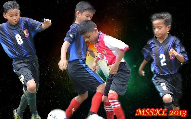 Pertandingan MSSKL Pasukan Bola Sepak Sk Petaling 1