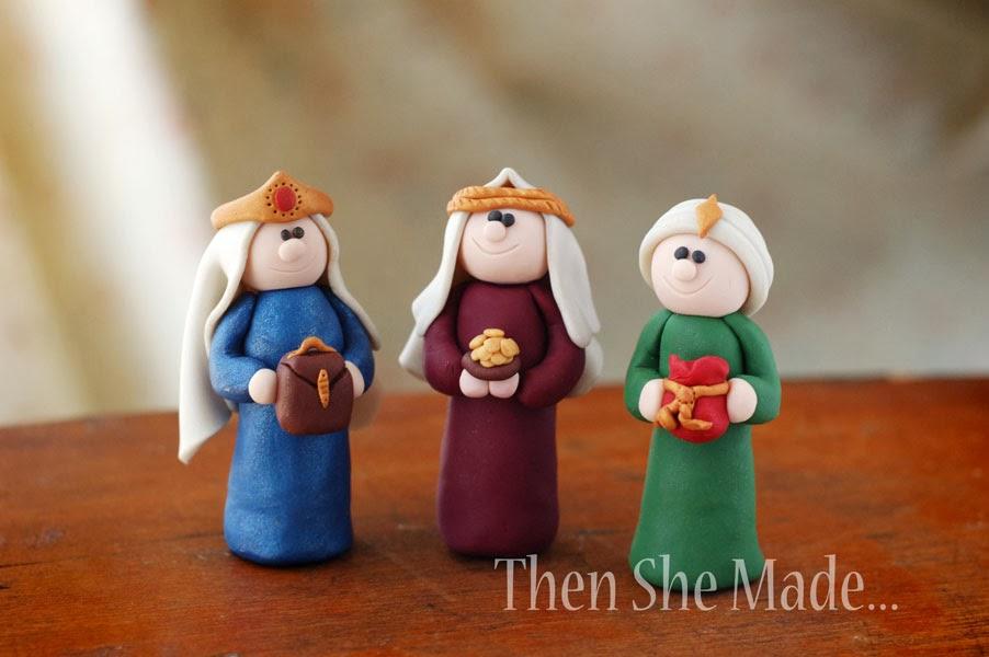 Поделки к рождеству своими руками из пластилина