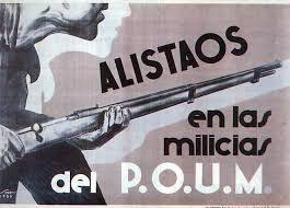 La izquierda del POUM mayo de 1937
