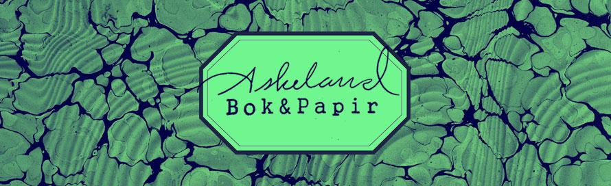 { Askeland Bok & Papir }