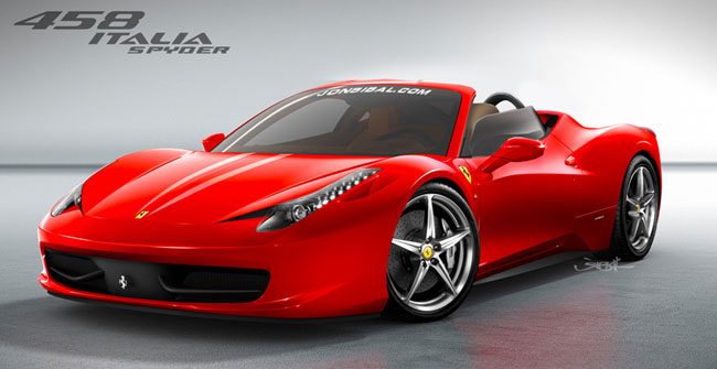 2012 ferrari 458 italia spider sales in the united states will begin. Cars Review. Best American Auto & Cars Review