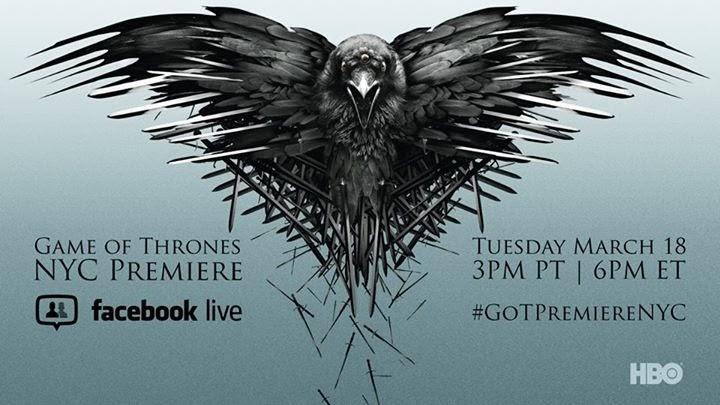 Nuevo trailer 4T juego de tronos en la premiere en Nueva York - Juego de Tronos en los siete reinos