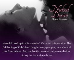 Naked Desire: PART THREE