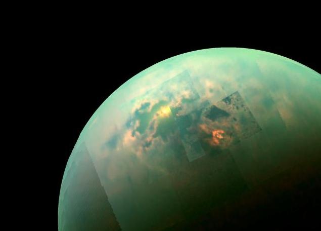 Ada Lautan dan Kepulauan di Permukaan Satelit Alami Terbesar Milik Saturnus
