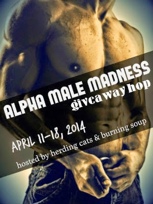 Alpha Male Madness Giveaway Hop!
