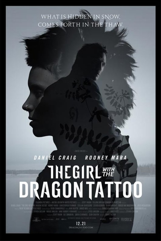 The mad professah lectures movie review the girl with for The girl with the dragon tattoo story