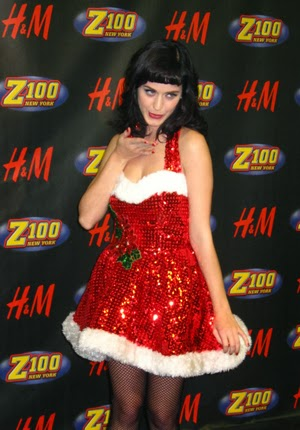 Katy Perry Christmas Dress - Katy Perry Christmas Dress The Style Vacation