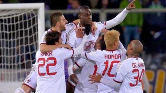 Prediksi AC Milan vs Chievo � Liga Italia 30 Maret 2014