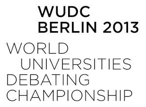 WUDC Berlin 2013