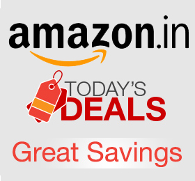 Amazon Today's Great Deals - Huge Saving