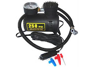 Buy Car Electric Air Compressor Tyre Pump at Rs 297 Via askmebazaar:buytoearn