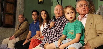 Cuerda volveu ambientar unha película súa en Galicia