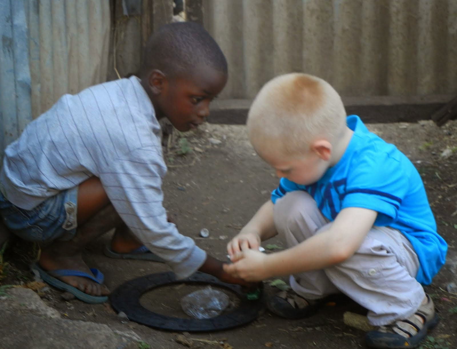 Help the Children of Malawi