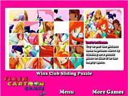Winx Club xếp hình, chơi game winx hay tại y8