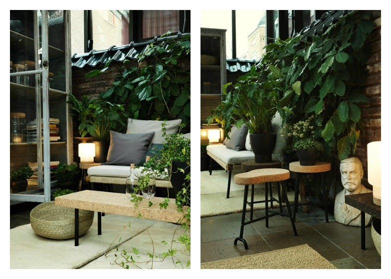 Coleccion Ilse Crawford Para Ikea ~ Ha sido íntegramente realizada con materiales naturales combinados
