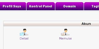 profil kontrol panel