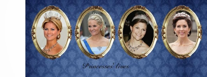 Princesses' lives