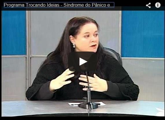 Entenda o que é o Transtorno do Pânico através da explicação da psicóloga Elaine Ribeiro