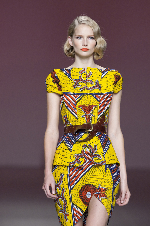 Ciaafrique African Fashion Beauty Style 2012