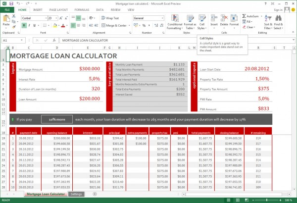 Office Excel 2013 600x410 Microsoft Office Pro Plus 2013 Full + Crack Full Version Free Download